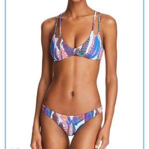 PilyQ reversible bikini top & bottom